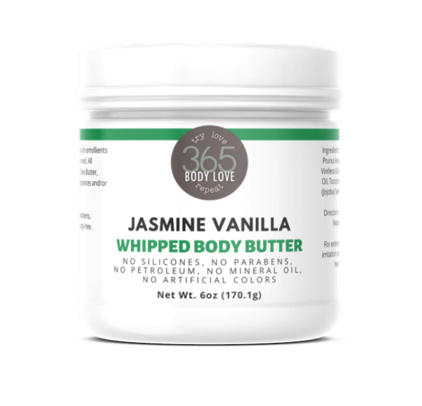 Jasmine Vanilla Body Butter