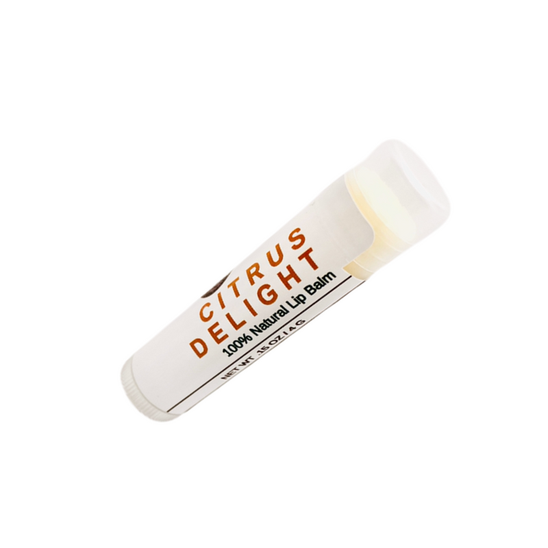 Citrus Delight Lip Balm