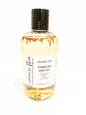 Cashmere Plum Body Oil