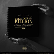 Cuaderno 5 materias / The Mentor Of The Billion / Ref 07
