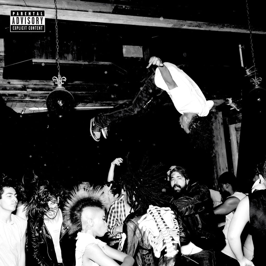 "Stream Playboi Carti's New Album, ""Die Lit"" Now!"