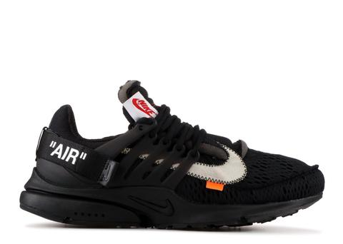 OFF-WHITE NIKE AIR PRESTO RAFFLE