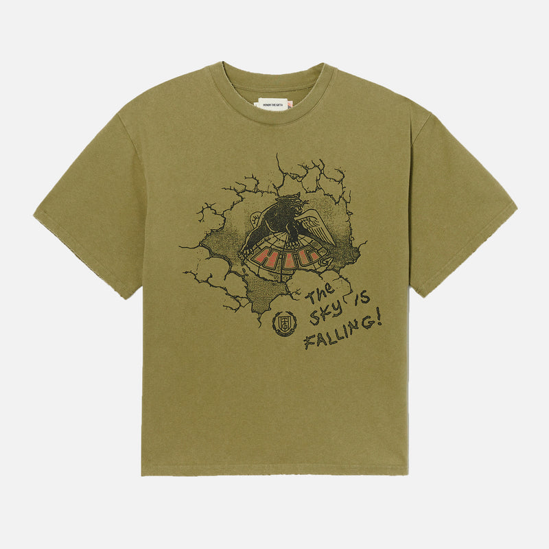 Worldwide T-Shirt - Army
