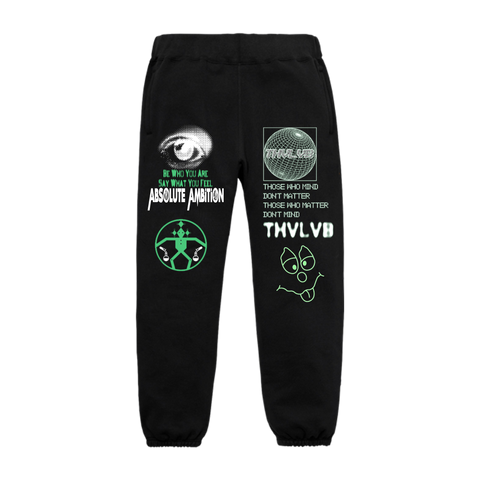 Orbit Sweatpants - Black