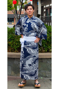 Men's Yukata : Carps