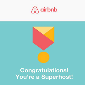 Airbnb Super Host