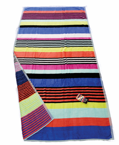 Multi Beach Towel