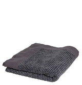 Jacquard Throw Charcoal