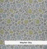 MAYFAIR SKY SILVER + REEF