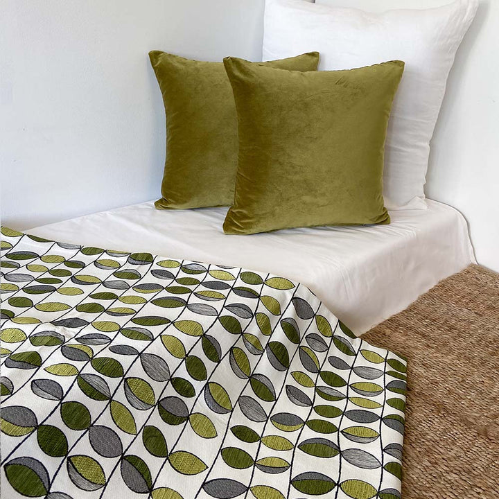 zz - Warehouse Stock - WASABI Bed Runner Set