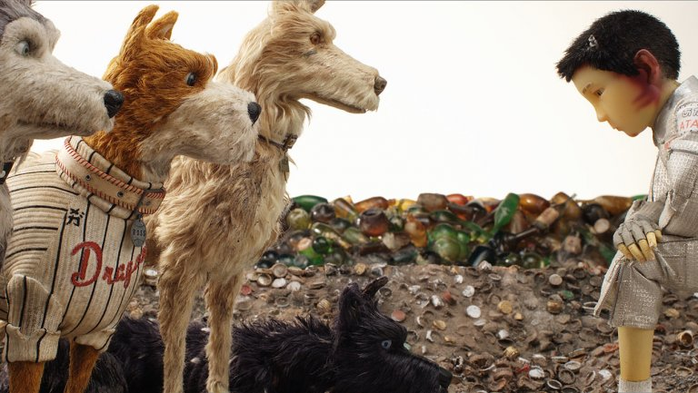'Isle of Dogs': A Dystopian Movie About Man's Best Friend