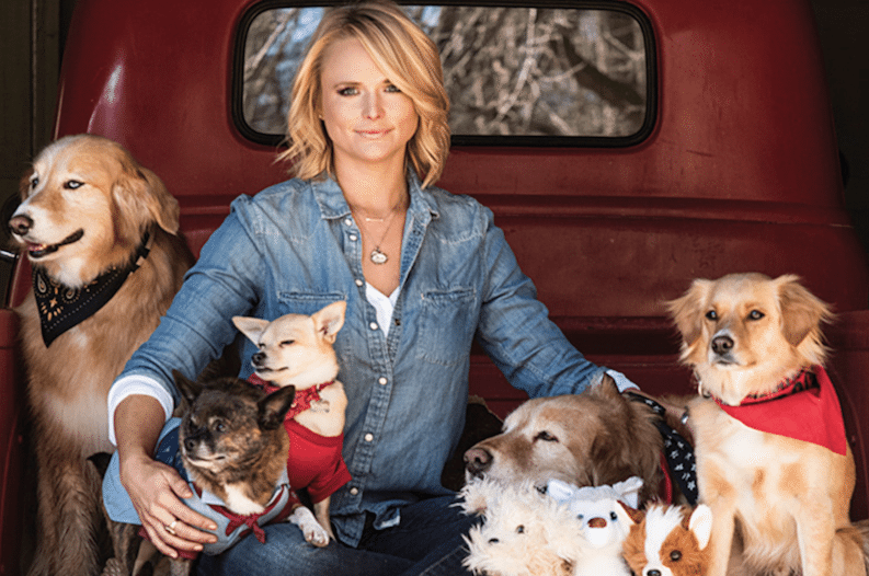 Miranda Lambert Makes Generous Donation To Massachusetts Animal Shelter
