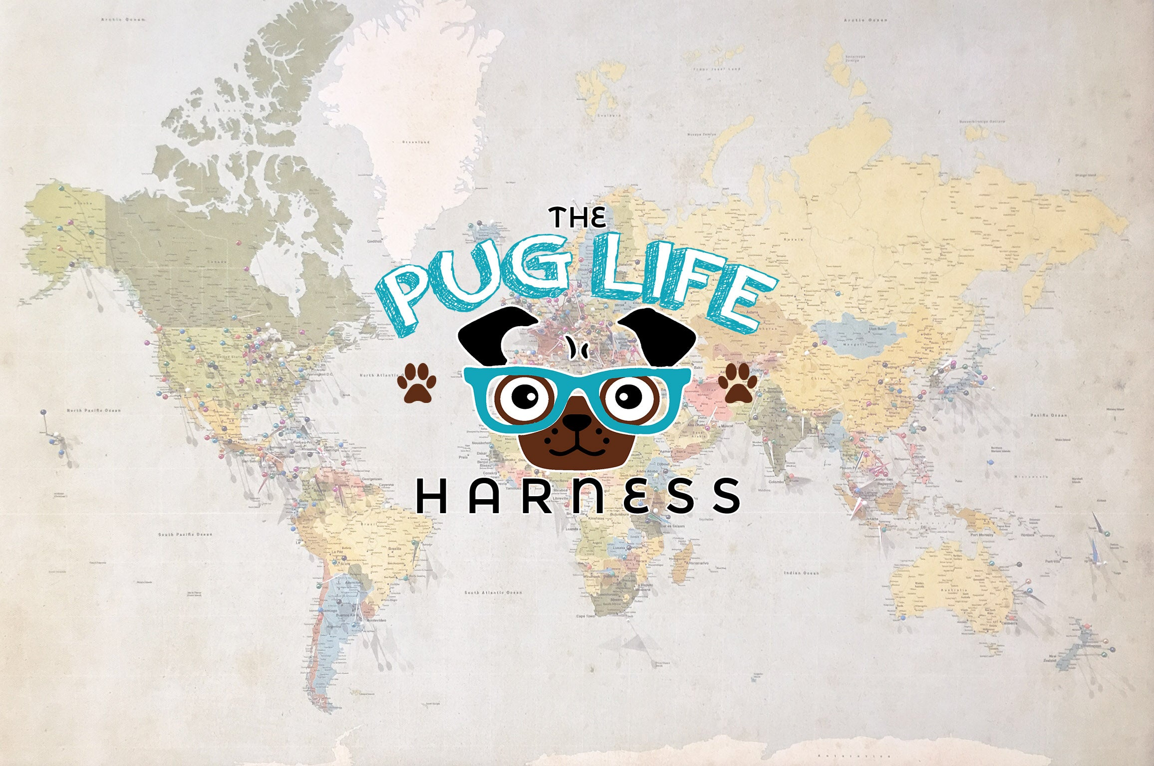 Where in the World is Pug Life Harness?