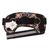 Fall Plaid Harness