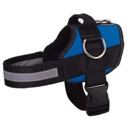 NEW All-In-One™ No Pull Dog Harness Blue