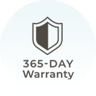 Joyride Harness 365-Day Warranty Icon