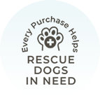 Joyride Harness Every Purchase Helps Rescue Dogs in Need Icon