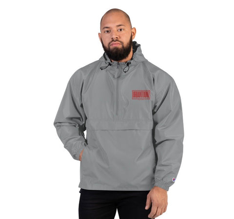 UrbanToonz Champion Wind-Breaker / Grey