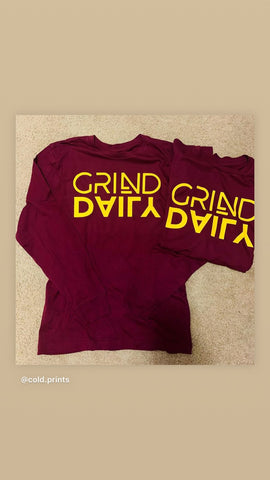 GrindDaily/ Long-Sleeve