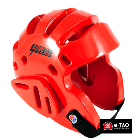 Casque de combat - ProForce Lightning - Rouge - e-tao.ca