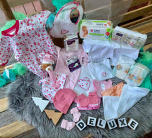 Deluxe Baby Girl Contents Little Bundles of Joy Maternity Box