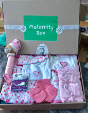 Deluxe Little Bundles of Joy Maternity Box Baby Girl