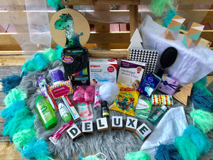 Deluxe Mums Contents Little Bundles of Joy Maternity Box