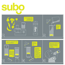 Subo- The food bottle - Penelope