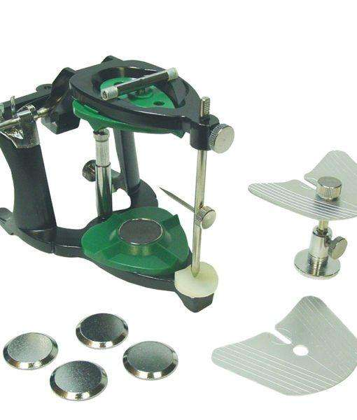Luxury Deluxe Articulator 4 Piece Mounting Disc Set