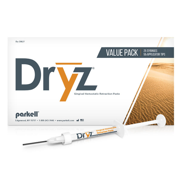 Dryz® Syringe Value Pack (pkg. of 25) S182