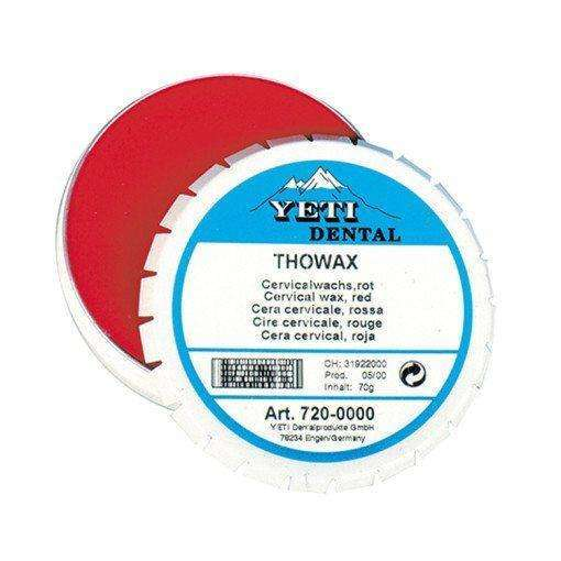 Yeti Red Cervical Wax 70Gr 720-0000