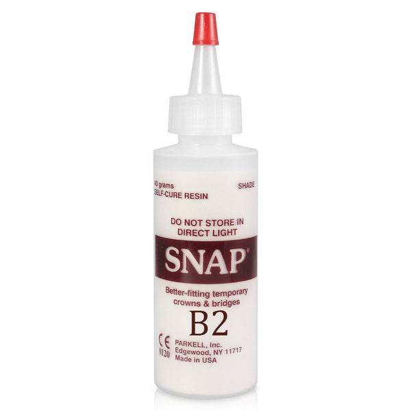 SNAP™ Parkell Dental Self-Cure Resin B2 (61) 40gm S425