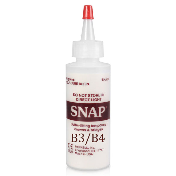 SNAP™ Parkell Dental Self-Cure Resin B3/B4 (77) 40gm S427