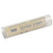"Mylar Matrix Strip 002"" Thickness Pkg.of 100"