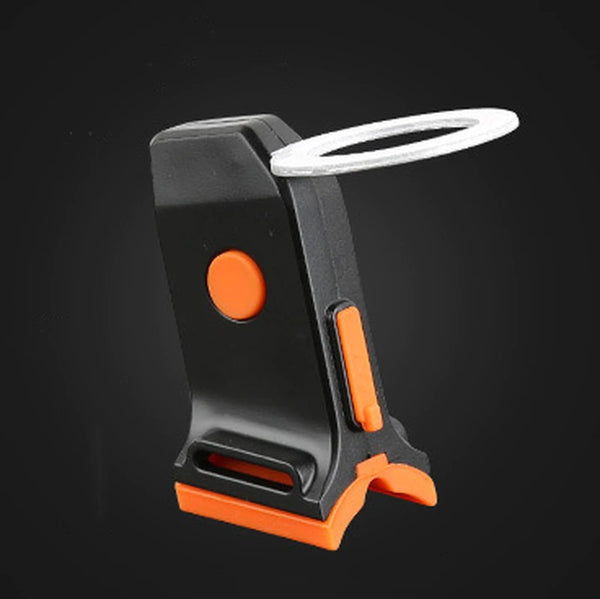 Rechargeable Bicycle Warning Tail Light - 5 Mode Flashing