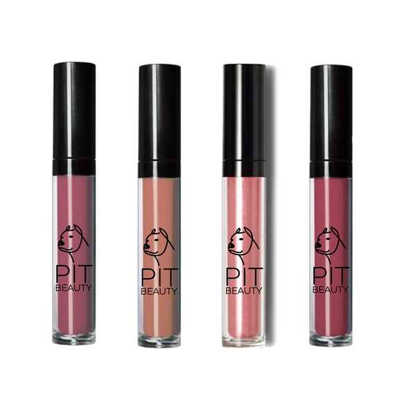 Pit Love Lip Gloss Collection - Pit Beauty