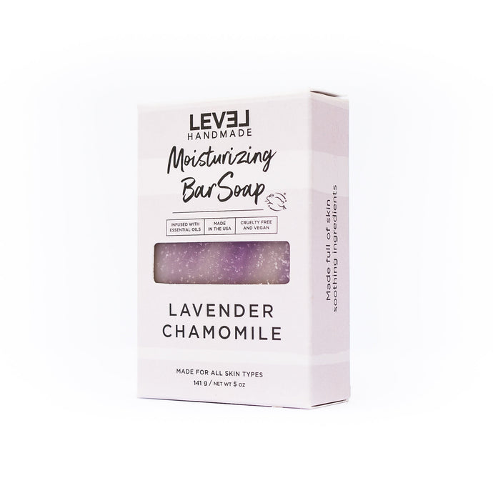 Moisturizing Bar Soap - Lavender Chamomile