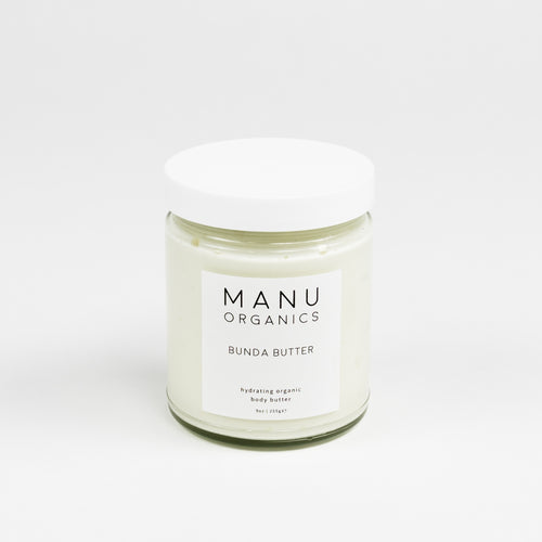 Organic Bunda Butter | Body Butter| 9 oz |