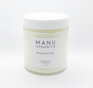 Organic Bunda Butter | Body Butter | 4 oz | Travel-size