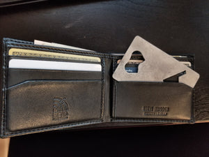 KC-46 Credit Card Bottle Opener