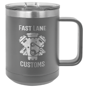 Custom Coffee Cup