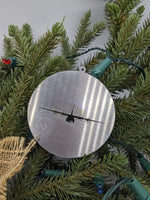 C-130J Christmas Ornament