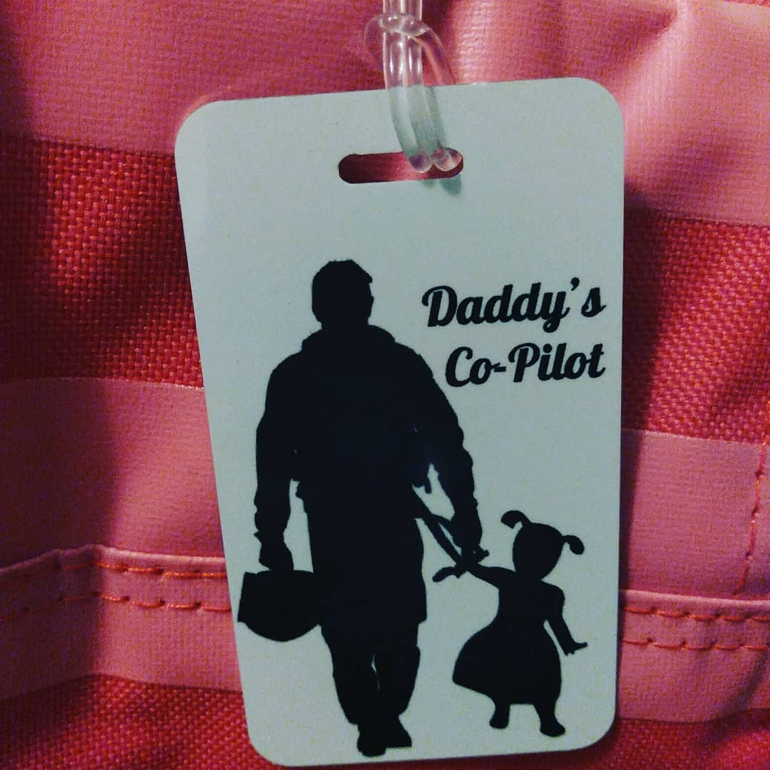 Personalized Aluminum Luggage Tag