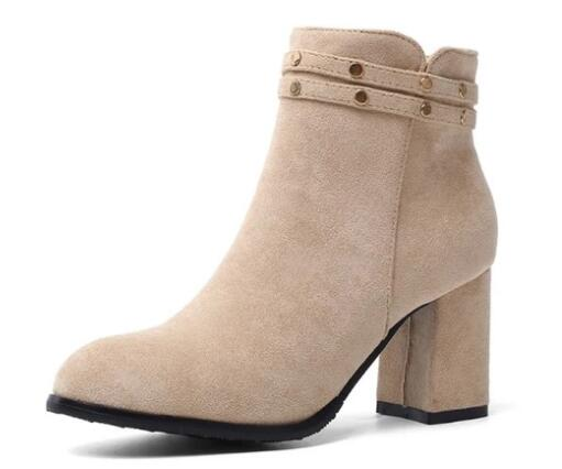 Ankle Boots Size 4 For Women