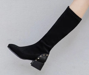 Size 3 Calf Boots For Women
