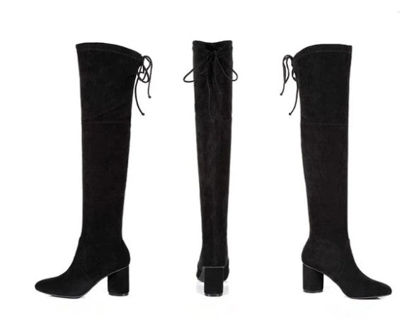 Petite Over-the-Knee Boots