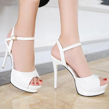 Peep Sandals For Small Feet BS101