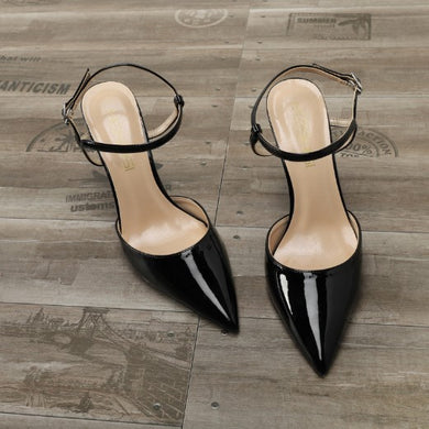 Small Size Patent High Heels BS297