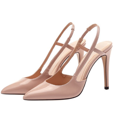 High Heels Slingback Small Shoes BS328