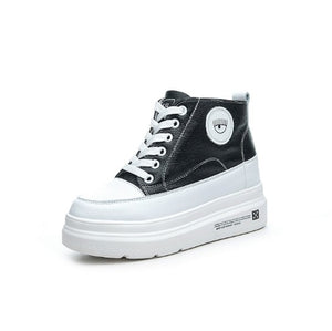 Inner Heel Small Size Sneakers For Ladies BS381